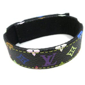 Authentic LOUIS VUITTON ROPPONGI HILLS 2003 LIMITED EDITION BANGLE MULTICOLOR